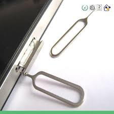 Free shipping 4000Pcs New Sim Card tray Needle For iphone6 5