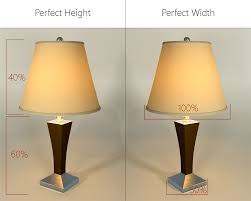 Uno Fitter Replacement Lamp Shade by How To Choose The Right Lampshade Old 2 Just Shades