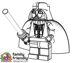 Cool Lego Star Wars Coloring Pages To Print