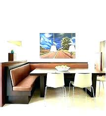 Kitchen Table With Booth Seating Dining Room Cool