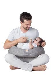 Nursing Pillow Grey