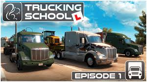 Trucking School - Episode #1 - Controls Setup - YouTube Trucking Schools In Chicago Best Image Truck Kusaboshicom Usa Driving Big Rewards With Welcome To United States School Home Fayetteville Nc Asheville Skyways How Be The Driver In Industry School Wa State Licensed Cdl Traing Program Burlington Schneider Western Pacific Changes Lives One At A Time Life Florida Says Commercial Cooked Test Results About Us The History Of