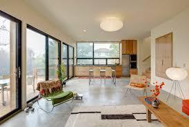 Open Door to Modern Homes