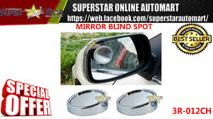 Silver 50mm 360 Rotation Adjustable Car Suv Truck Blind Spot Side ... 2019 Ram 1500 Chief Engineer Demos New Blind Spot Detection Other Cheapest Price Sl 2pcs Vehicle Car Truck Blind Spot Mirror Wide Accidents Willens Law Offices Improved Truck Safety With Assist System For Driver 2pcs Rear View Rearview Products Forklift Safety Moment Las Vegas Accident Lawyer Ladah Firm Nrspp Australia Quick Fact Spots Amazoncom 1 Side 3 Stick On Anti Haul Spots Imgur For Cars Suvs Vans Pair Pack Maxi Detection System Bsds004408 Commercial And