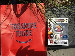 99 Amazon Truck Parts The Treasure Is In Horton Plaza For SDCC Its Here