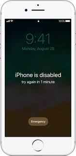 If you forgot the passcode for your iPhone iPad or iPod touch