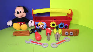 Mickey Mouse Bathroom Set Uk by Mickey Mouse Clubhouse Disney Junior Mickey Mouse Tool Box Set A