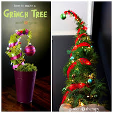 The Grinch Christmas Tree by Christmas Tree Archives Diy Christmas Crafts