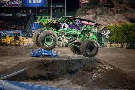 100 Monster Truck Oakland Jam Epic Show Coliseum