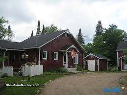 big modern chalet in the montcalm cottage rental pl 13395