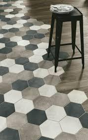 hexagonal floor tile zyouhoukan net
