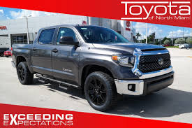 100 Toyota Tundra Trucks For Sale New 2019 2WD SR5 CrewMax In Miami D245358 Of