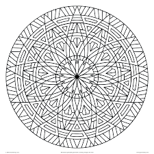 Images Printable Hard Geometric Coloring Pages Free Designs For Preschoolers Pdf Of The Alphabet Kindergarten First