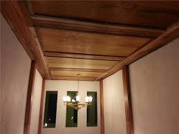 100 Wooden Ceiling Ceiling Wall Decoration Panel Sale Install Supply Barrier