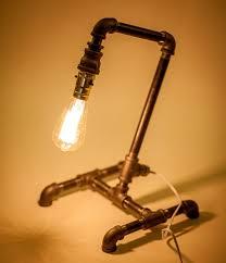 AD Interesting Industrial Pipe Lamp Design Ideas 14