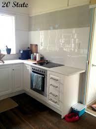 how to paint faux slate tile painted backsplash ideas kitchen what