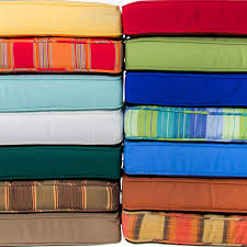 Crate And Barrel Dining Room Chair Cushions by Decorating Charming Sunbrella Cushions With Many Option Colors