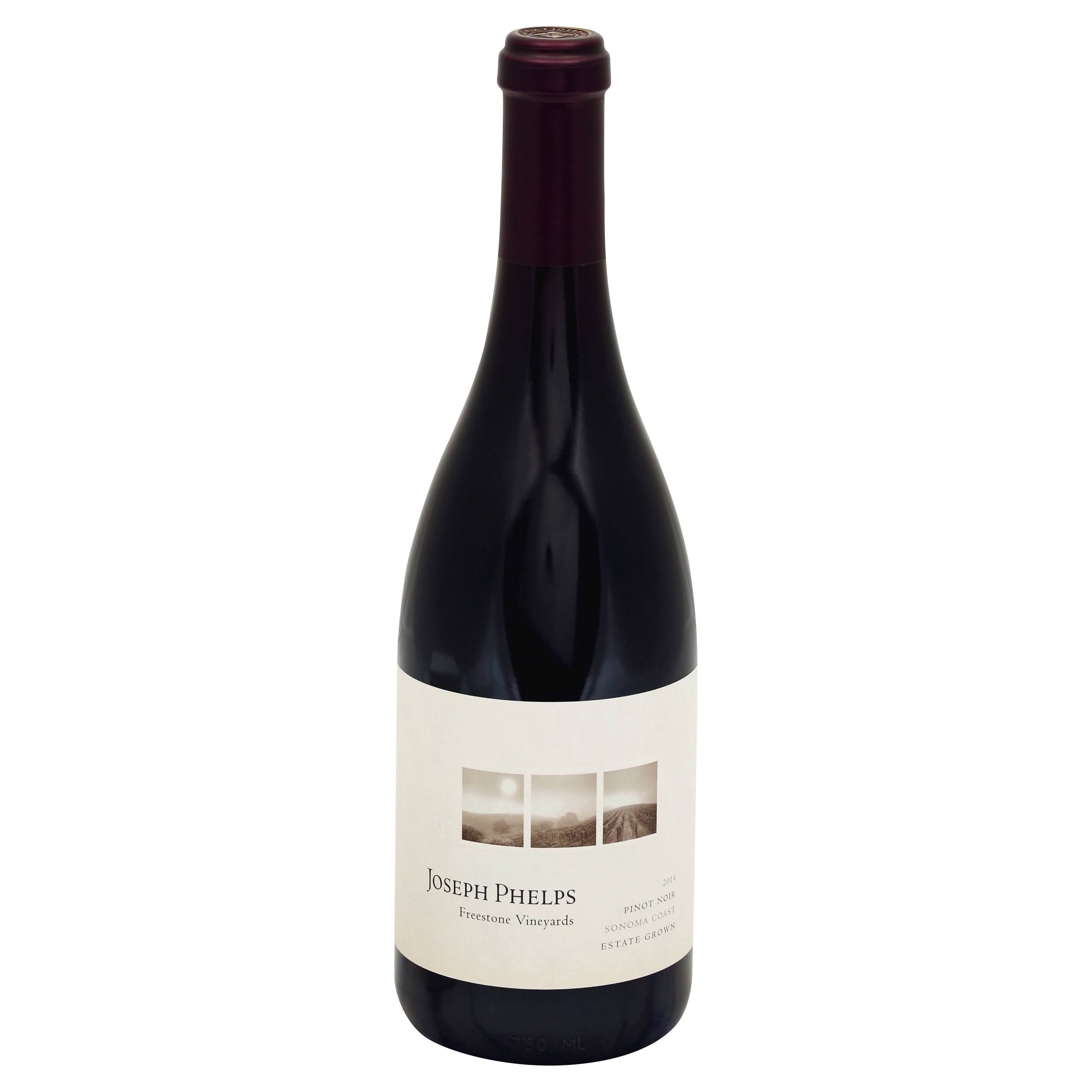 Joseph Phelps Freestone Vineyards Pinot Noir - 2014, Sonoma Coast California