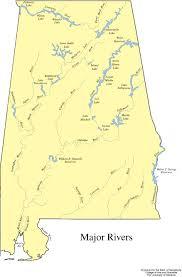 JPEG 104kb Alabamas Major Rivers