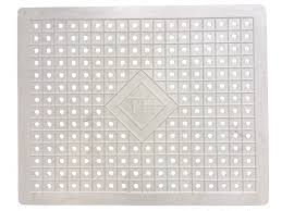 Sink Divider Protector Mats by Kitchen Sink Mats With Drain Hole Red Sink Mats Sinks Big