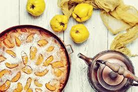 rezept quitten kuchen goldener herbst miomente