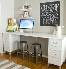 Borgsj Corner Desk Hack by Showy Corner Desk Ikea Ideas Best Craft Room On Kids Organization