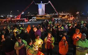 100 Tow Truck Kansas City Vigil Honors John Stewart Tow Truck Driver Killed In KC Crash The