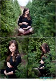 Santa Cruz Summit Christmas Tree Farm by Christmas Tree Farm Maternity Session Nj Maternity Photographer