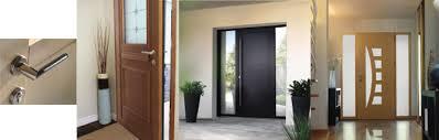 élégant porte blindée dans porte d entrée design 35 dans maison