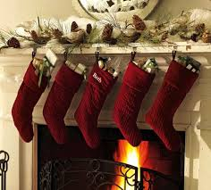 Image Ebay Christmas Fireplace Decorations Mantle