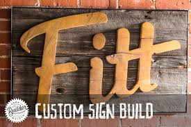 How To Make A Custom Industrial Reclaimed Barn Wood Sign - YouTube Diy Barn Door Sign Custom Wood Wish Rustic Barn Wood Dandelion Make A Fine Decor Shop Wall Signs To Match Your Decor Rustic Western Country Red Wooden Haing Welcome I Saw That Karma Little Blue Online Store Horse Tack Room Stall Gp And Son Woodcrafting Train Insane Or Stay The Same Gym Workout With Stock Image Image Of Green 35972243 Ctommetalbunesssignavasplacewithbarn2 Alabama Metal Art Beware Ride Horses Distressed Typography Sign Most Memorable Days Usually End The Dirtiest Clothes