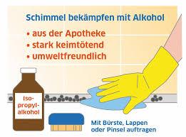 fugenschimmel hilfe bei schimmligen silikonfugen und