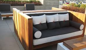 Image Of Homemade Patio Furniture Designs