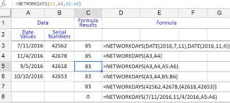 Ceiling Function Roundup Excel by Excel Days360 Function How To Count Days Between Dates