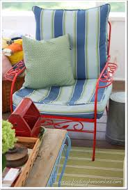 Meadowcraft Patio Furniture Cushions by 4 Tips For Finding Cushions For Vintage Outdoor Furniture