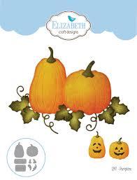 Club Penguin Pumpkin Stencils by Elizabeth Craft Designs