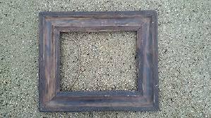 cadre ancien pas cher moulure cadre bois d occasion
