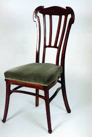 Victor Horta (1861-1947) - Side Chair. Circa 1900. | Victor Horta ... Art Nouveau Ding Chairs In Alfreton Derbyshire Gumtree Set Of 6 Nouveau Carved Oak Ding Chairs Vinterior Of 4 4671a La70304 Quality Art Golden Oak High Slat Back 554 Antique Beauty Oaken Room Jugendstil Chair By Richard Riemerschmid Ars Design Dutch Mahogany Desk By Karel Sluyterman For Set 5 Four Early 20th Century Walnut Style Four Antique Art Nouveau Carved Ding Chairs 12 Arts Crafts Shapland Petter Antiques Atlas