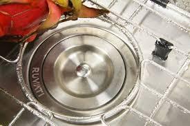 Menards Kitchen Sink Stopper by Ruvati Rva1025 Kitchen Sink Basket Strainer Stainless Steel
