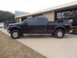 100 Black Ford Truck 2014 Used F150 4WD SuperCrew 145 XLT At Label Auto