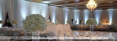 Four Seasons Vancouver Wedding Decor