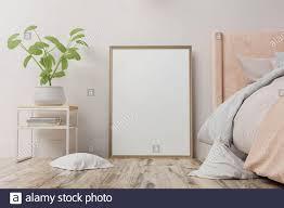 leere poster schlafzimmer stockfotos und bilder kaufen alamy