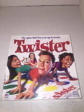 Twister The Game That Ties You Up In Knots NEW SEALED BOX Milton Bradley 2002