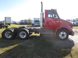 USED 2006 INTERNATIONAL 8600 TANDEM AXLE DAYCAB FOR SALE IN MD #1308