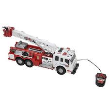 Fast Lane Action Wheels 21 Inch Remote Control Fire Truck - Toys