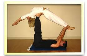 Easy Acro Yoga