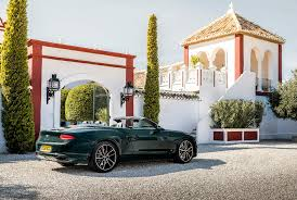 100 Bentleys On 27 2019 Bentley Continental GT Convertible Review Road Trip