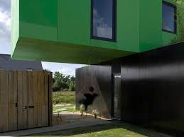 100 Crossbox Prefabricated House Made From Shipping Containers