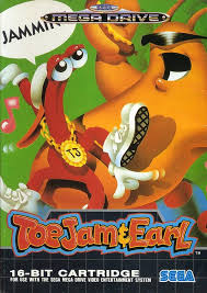 ToeJam & Earl Box Shot for Genesis GameFAQs