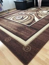 wohnzimmer teppich braun 3x4 meter